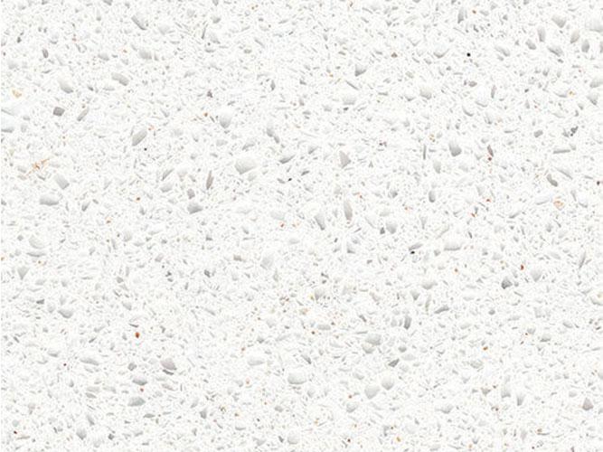 WHITE COTTON QUARTZ COUNTERTOP