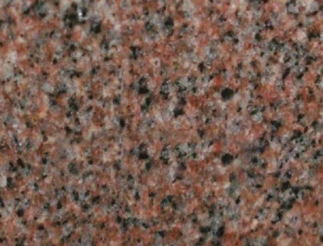Dark Pink Granite Countertop