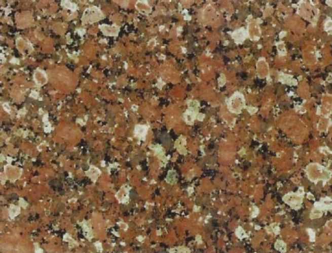 Nut Brown Granite Countertop