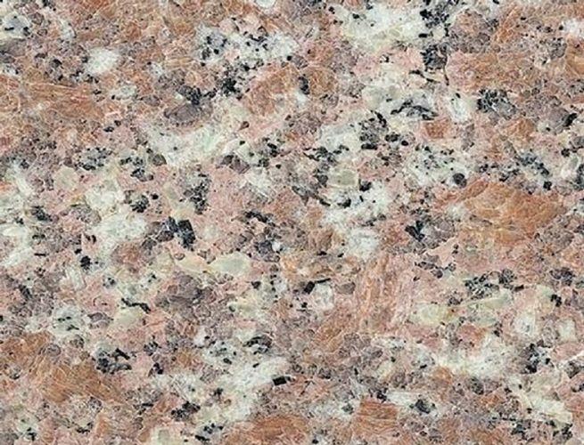Peach Red Granite Countertop