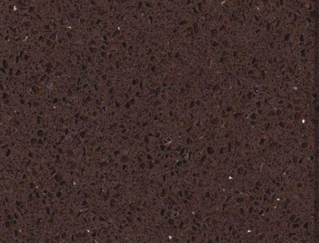 Starry Brown Quartz Countertops